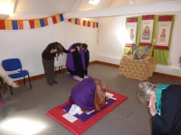 Bowing Together, North Norfolk Sangha