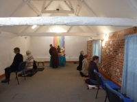 Meditation, North Norfolk Sangha