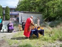 Kwanyin ceremony, Lions Gate Priory