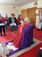 Rev.Master Phoebe makes bows