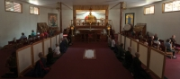 Shasta Abbey's Buddha Hall