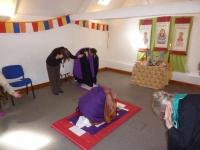Bowing Together, North Norfolk Sangha